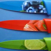 Супер классный металлокерамический нож-лот-1шт