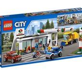 Lego City Заправочная станция 60132