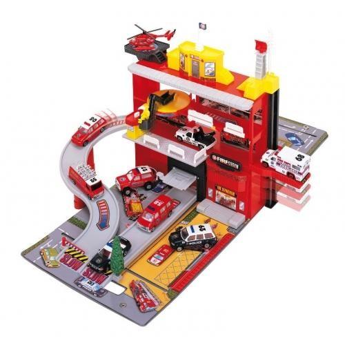 Пожарная станция, полицейский участок фото №1
