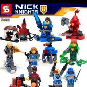 Герои  Nexo Knights   Minifigures   SY610