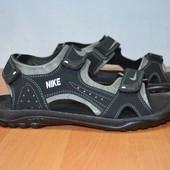 Мужские сандалии Nike 40-45 р