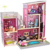 Кукольный домик KidKraft Uptown Dollhouse (65833)