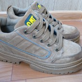 Ботинки мужские замшевые зимние фирмы GMT