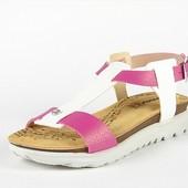 100-853 Детская летняя обувь, босоножки, лето-ортопед, Inblu, размеры 29-34
