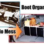 Сумка-органайзер для автомобиля