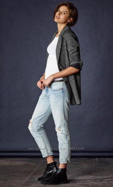 Легендарные бойфренды 501 cт jeans от levis 28р, оригинал сша фото №1