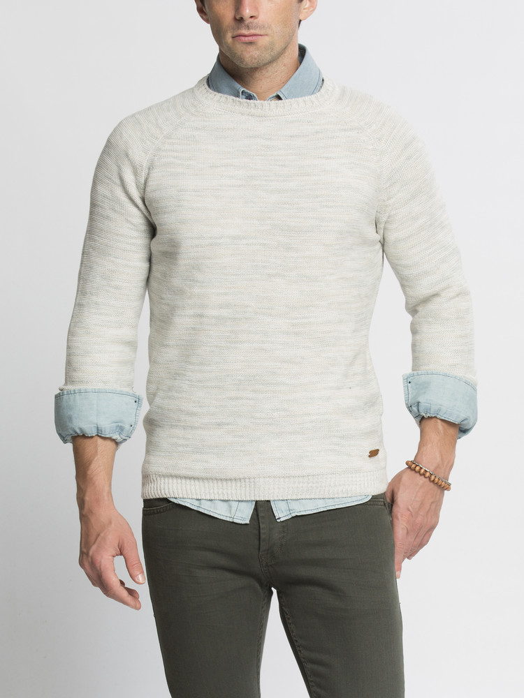 16-177 LCW Джемпер мужской / одежда Турция / кофта / пуловер / чоловічий одяг фото №1