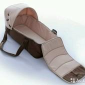 Люлька-переноска для новорожденных Геоби ТЛ 200.Жесткое дно.