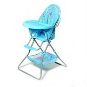 стульчик для кормления Baby Tilly BT-HC-0004 blue, green, pink