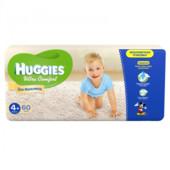 Подгузники Huggies Ultra Comfort 4+ (10-16 кг) Mega для мальчиков 60 шт.