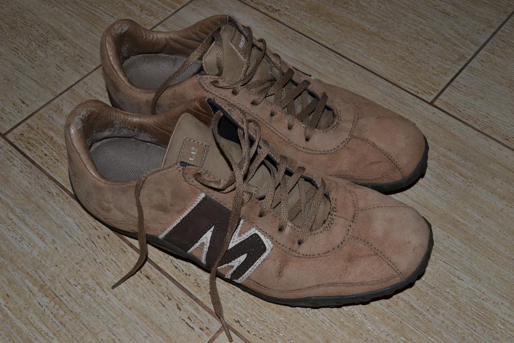 Merrell 43р. кроссовки замша туфли фото №1