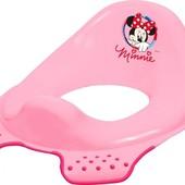 Накладка на унитаз Keeeper Minnie (25-105) Розовая