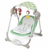 Кресло-качалка Chicco Polly Swing салатовое (67691.03)