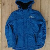 Курточка куртка деми Джордж George 9-10 лет 134-140 см на флисе
