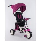 Детский трёхколёсный велосипед 668