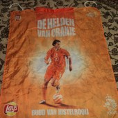 Фірмовий футбольний банер Holand.