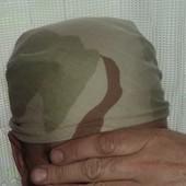 Фірмова стильна бандана-платок Мілітарі .