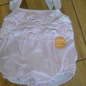 Новые детские купальники mini mode(р.1-2года)