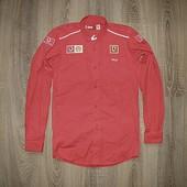 Рубашка Fila & Ferrari. Оригинал.