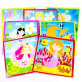 Распродажа - Пазлы для ванной Принцессы от Meadow Kids