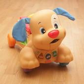 Собака fisher-price музыкальный щенок 3 в 1 Fisher-Price англ.