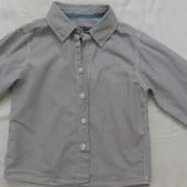 рубашка 18-23мес Matalan