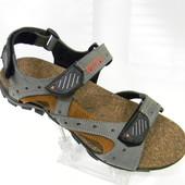 Распродажа !!! Ecco model (E-30)  !!! Кожаные мужские сандалии !!!