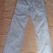 Стильные летние брюки, размер W31 L34