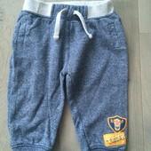 Спортивні штани (Спортивные штаны) Disney на 9 - 12 місяців. ріст 80 см