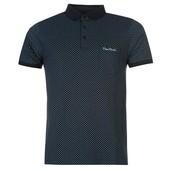 Хлопковые мужские футболки Поло с поротничком от Пьер Карден Англия