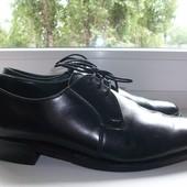 Туфли мужские натуральная кожа р.39