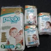 Премиум подгузники Predo большая упаковка
