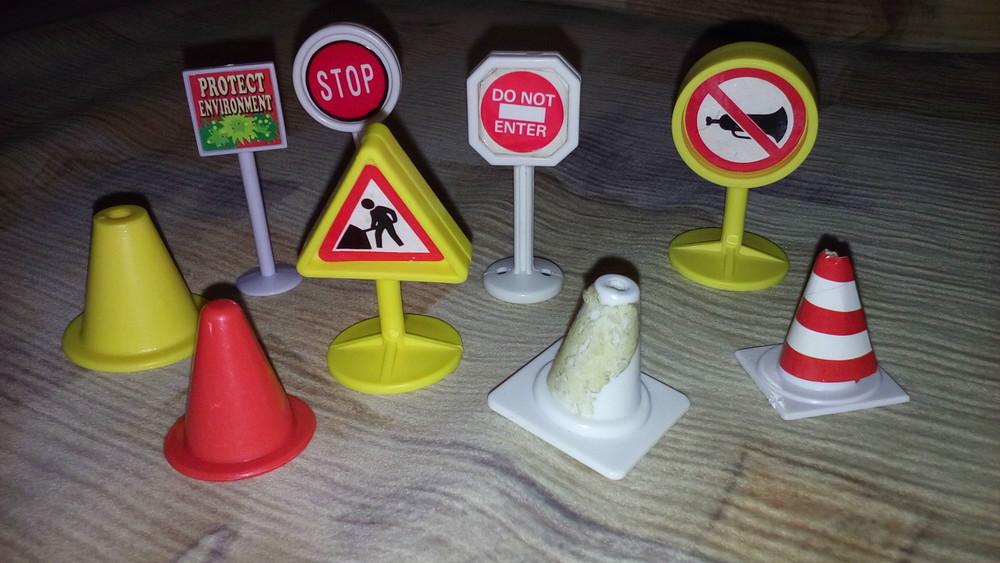 Дорожние знаки фото №1