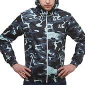Мужская Куртка Ветровка - 9 цветов в наличии 2017