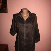 блуза,рубашка р-р 38/40,сост новой Zara