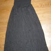 Verse платье без бретелей