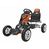 New! Детский картинг gm504 (Еva колеса, рег. сиденье)
