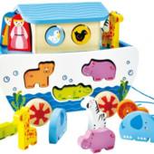 Игрушка «Ноев ковчег», Hape Артикул: E8049