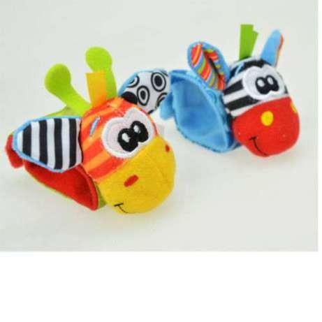 игрушки для детей на ножки и ручки