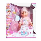 Кукла пупс Baby Born (копия). бейби борн, беби бон baby doll дол