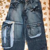 модные джинсы на мальчика 2-3 года