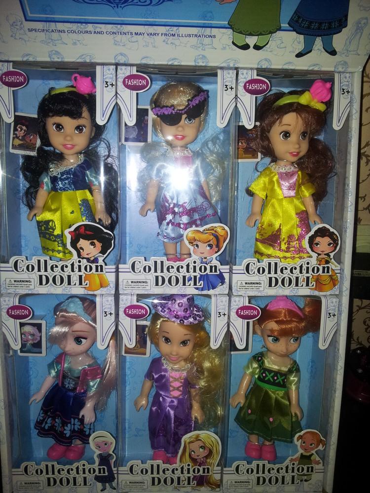 Куклы из коллекции doll фото №1