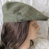 Мужская кепка из твида Christys' London (М), 56 см