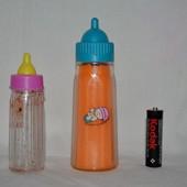Разные аксессуары для ваших кукол куколок бутылочки бутылка