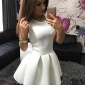 Платье Монако с кружевом ( 0040 )