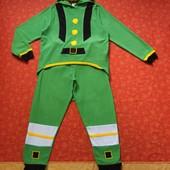 Продаю! Взрослый флисовый карнавальный костюм размер М, б/у.
