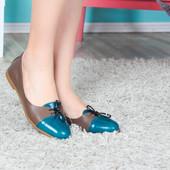 Туфли из натуральной кожи Джаз в наличии