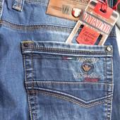 Новые мужские джинсовые шорты 28,29разм.