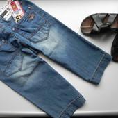 Новые мужские джинсовые шорты 30,32 разм.