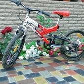 Велосипед Kinetic 6 -10 лет.